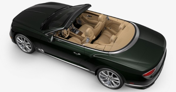 New 2021 Bentley Continental GT W12 for sale Call for price at Alfa Romeo of Greenwich in Greenwich CT 06830 4