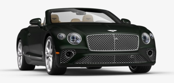 New 2021 Bentley Continental GT W12 for sale Call for price at Alfa Romeo of Greenwich in Greenwich CT 06830 5