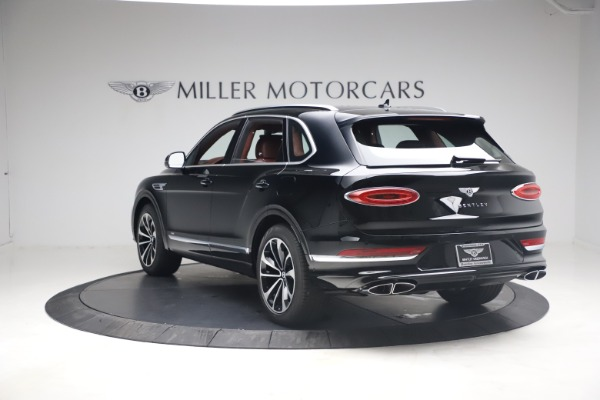 New 2021 Bentley Bentayga Hybrid for sale Call for price at Alfa Romeo of Greenwich in Greenwich CT 06830 4