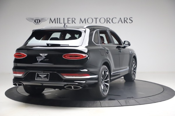 New 2021 Bentley Bentayga Hybrid for sale Call for price at Alfa Romeo of Greenwich in Greenwich CT 06830 6