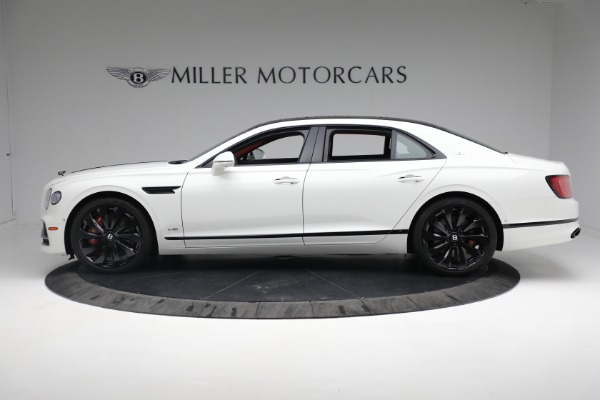 New 2021 Bentley Flying Spur W12 First Edition for sale Call for price at Alfa Romeo of Greenwich in Greenwich CT 06830 3