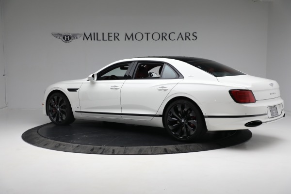 New 2021 Bentley Flying Spur W12 First Edition for sale Call for price at Alfa Romeo of Greenwich in Greenwich CT 06830 4