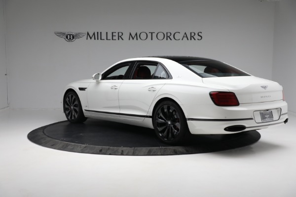 New 2021 Bentley Flying Spur W12 First Edition for sale Call for price at Alfa Romeo of Greenwich in Greenwich CT 06830 5