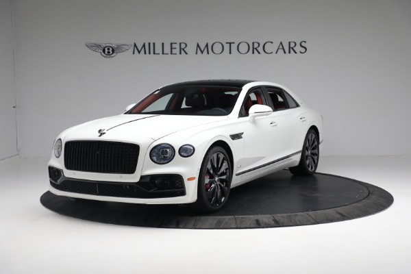 New 2021 Bentley Flying Spur W12 First Edition for sale Call for price at Alfa Romeo of Greenwich in Greenwich CT 06830 1