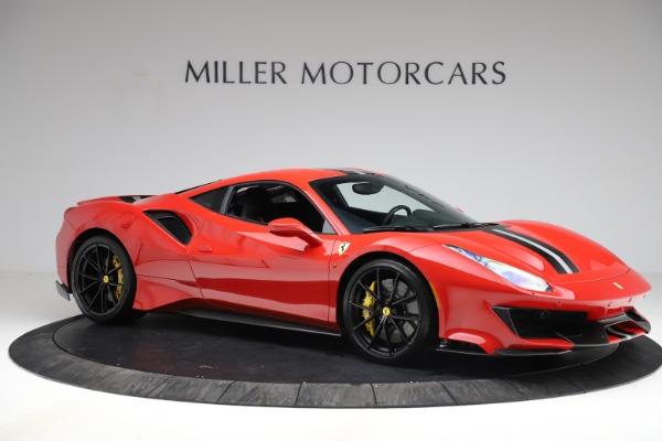 Used 2020 Ferrari 488 Pista for sale $469,900 at Alfa Romeo of Greenwich in Greenwich CT 06830 11