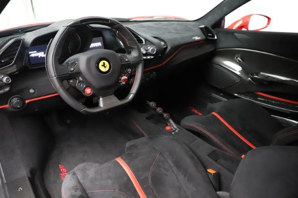 Used 2020 Ferrari 488 Pista for sale $469,900 at Alfa Romeo of Greenwich in Greenwich CT 06830 13