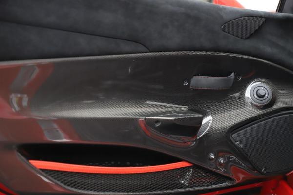 Used 2020 Ferrari 488 Pista for sale $469,900 at Alfa Romeo of Greenwich in Greenwich CT 06830 16