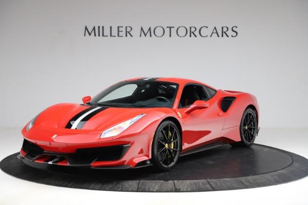 Used 2020 Ferrari 488 Pista for sale $469,900 at Alfa Romeo of Greenwich in Greenwich CT 06830 2