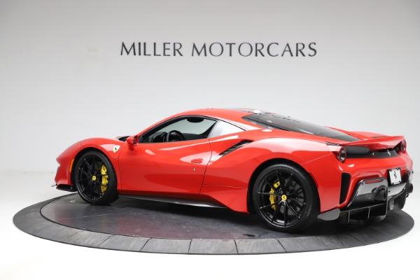 Used 2020 Ferrari 488 Pista for sale $469,900 at Alfa Romeo of Greenwich in Greenwich CT 06830 4
