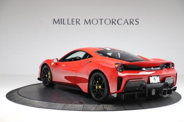 Used 2020 Ferrari 488 Pista for sale $469,900 at Alfa Romeo of Greenwich in Greenwich CT 06830 5