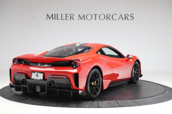 Used 2020 Ferrari 488 Pista for sale $469,900 at Alfa Romeo of Greenwich in Greenwich CT 06830 7
