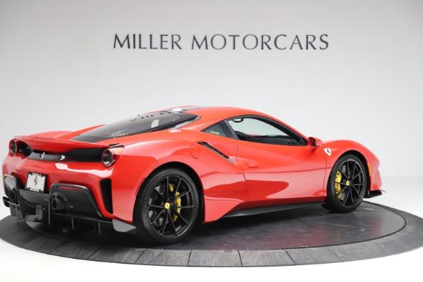 Used 2020 Ferrari 488 Pista for sale $469,900 at Alfa Romeo of Greenwich in Greenwich CT 06830 8