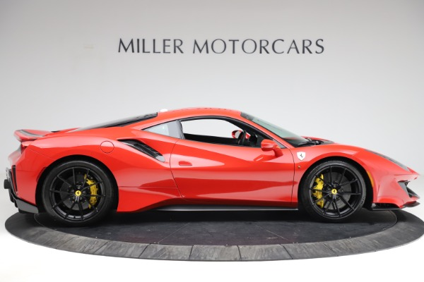 Used 2020 Ferrari 488 Pista for sale $469,900 at Alfa Romeo of Greenwich in Greenwich CT 06830 9