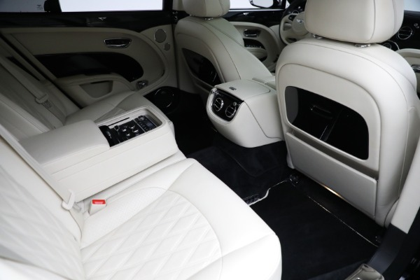 Used 2017 Bentley Mulsanne for sale $214,900 at Alfa Romeo of Greenwich in Greenwich CT 06830 28