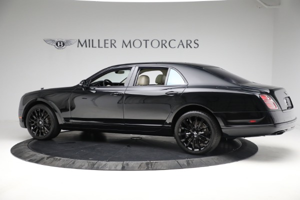 Used 2017 Bentley Mulsanne for sale $214,900 at Alfa Romeo of Greenwich in Greenwich CT 06830 4