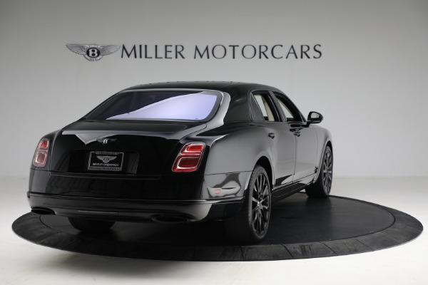 Used 2017 Bentley Mulsanne for sale $214,900 at Alfa Romeo of Greenwich in Greenwich CT 06830 7