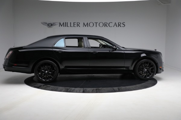 Used 2017 Bentley Mulsanne for sale $214,900 at Alfa Romeo of Greenwich in Greenwich CT 06830 9