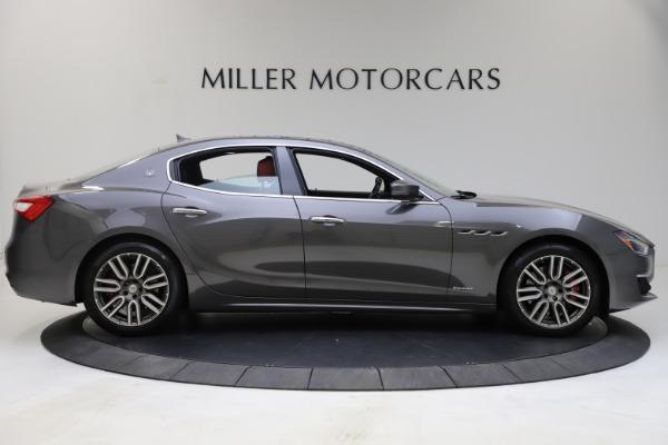 Used 2018 Maserati Ghibli SQ4 GranLusso for sale $55,900 at Alfa Romeo of Greenwich in Greenwich CT 06830 4