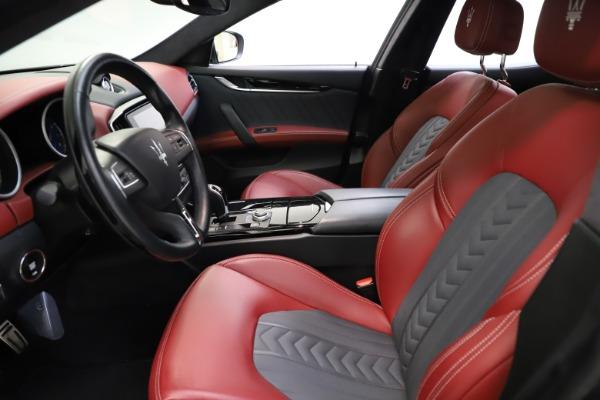 Used 2018 Maserati Ghibli SQ4 GranLusso for sale $55,900 at Alfa Romeo of Greenwich in Greenwich CT 06830 9