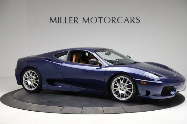 Used 2004 Ferrari 360 Challenge Stradale for sale $329,900 at Alfa Romeo of Greenwich in Greenwich CT 06830 10