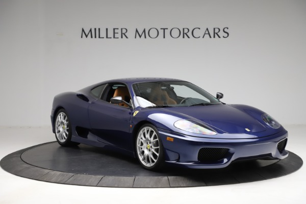 Used 2004 Ferrari 360 Challenge Stradale for sale $329,900 at Alfa Romeo of Greenwich in Greenwich CT 06830 11