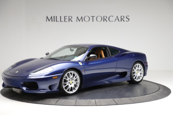 Used 2004 Ferrari 360 Challenge Stradale for sale $329,900 at Alfa Romeo of Greenwich in Greenwich CT 06830 2