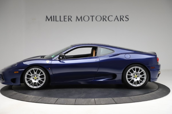 Used 2004 Ferrari 360 Challenge Stradale for sale $329,900 at Alfa Romeo of Greenwich in Greenwich CT 06830 3