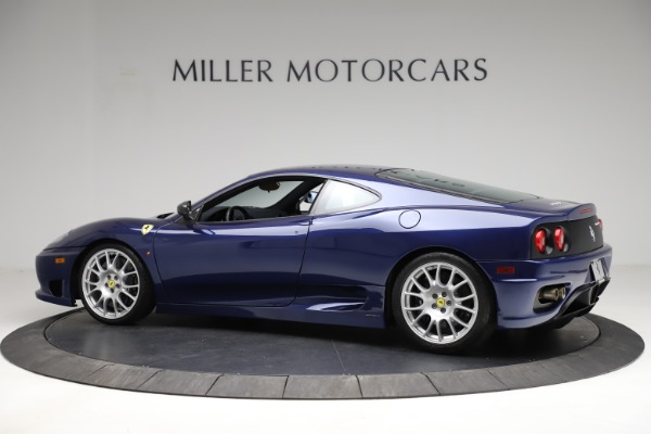 Used 2004 Ferrari 360 Challenge Stradale for sale $329,900 at Alfa Romeo of Greenwich in Greenwich CT 06830 4