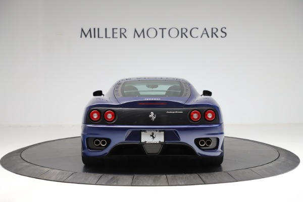 Used 2004 Ferrari 360 Challenge Stradale for sale $329,900 at Alfa Romeo of Greenwich in Greenwich CT 06830 6