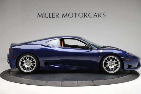 Used 2004 Ferrari 360 Challenge Stradale for sale $329,900 at Alfa Romeo of Greenwich in Greenwich CT 06830 9