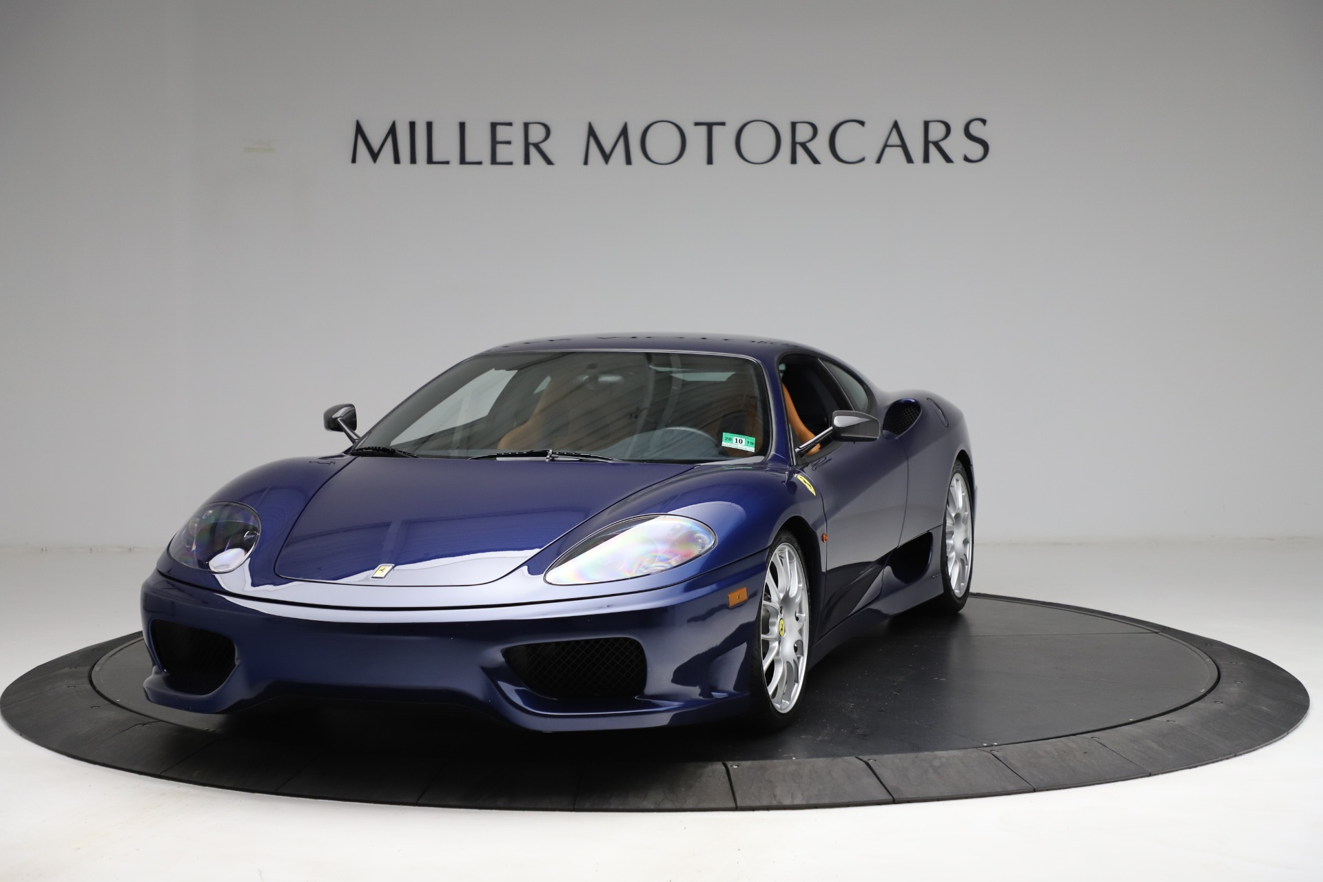 Used 2004 Ferrari 360 Challenge Stradale for sale $329,900 at Alfa Romeo of Greenwich in Greenwich CT 06830 1
