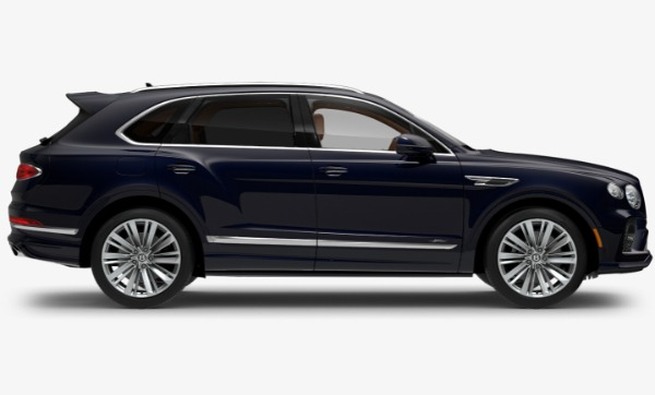 New 2021 Bentley Bentayga Speed for sale Call for price at Alfa Romeo of Greenwich in Greenwich CT 06830 2