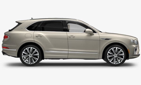 New 2021 Bentley Bentayga V8 First Editon for sale Call for price at Alfa Romeo of Greenwich in Greenwich CT 06830 2