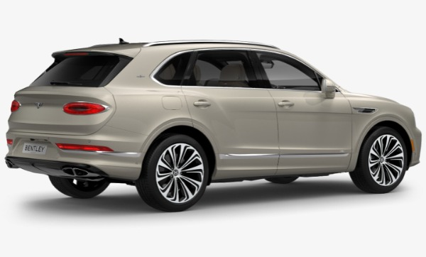 New 2021 Bentley Bentayga V8 First Editon for sale Call for price at Alfa Romeo of Greenwich in Greenwich CT 06830 3
