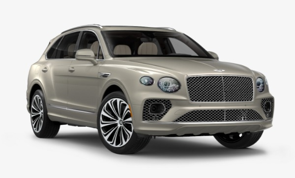 New 2021 Bentley Bentayga V8 First Editon for sale Call for price at Alfa Romeo of Greenwich in Greenwich CT 06830 1