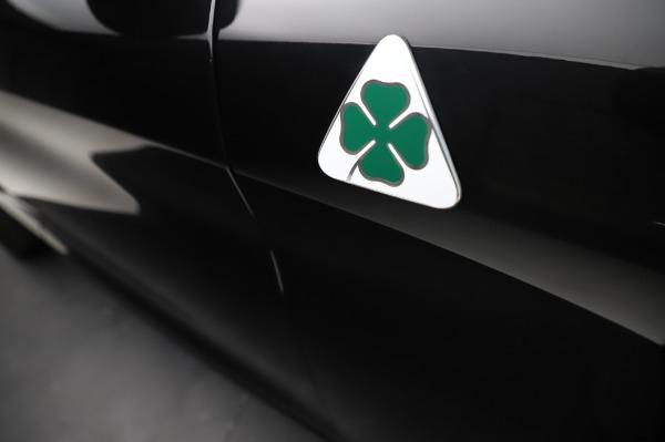 New 2021 Alfa Romeo Stelvio Quadrifoglio for sale $90,450 at Alfa Romeo of Greenwich in Greenwich CT 06830 28