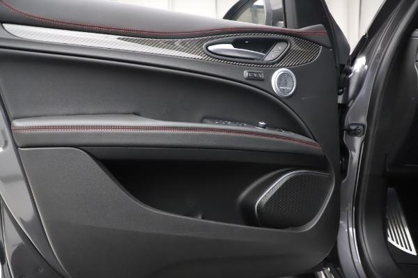 New 2021 Alfa Romeo Stelvio Quadrifoglio for sale $91,750 at Alfa Romeo of Greenwich in Greenwich CT 06830 17