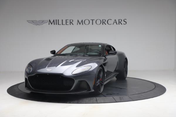 Used 2019 Aston Martin DBS Superleggera for sale $279,990 at Alfa Romeo of Greenwich in Greenwich CT 06830 12