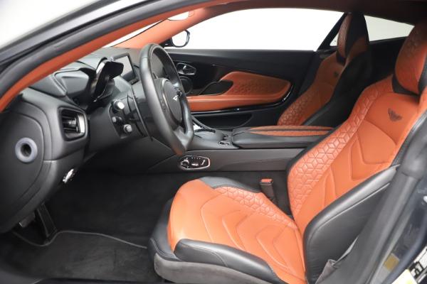 Used 2019 Aston Martin DBS Superleggera for sale $279,990 at Alfa Romeo of Greenwich in Greenwich CT 06830 14