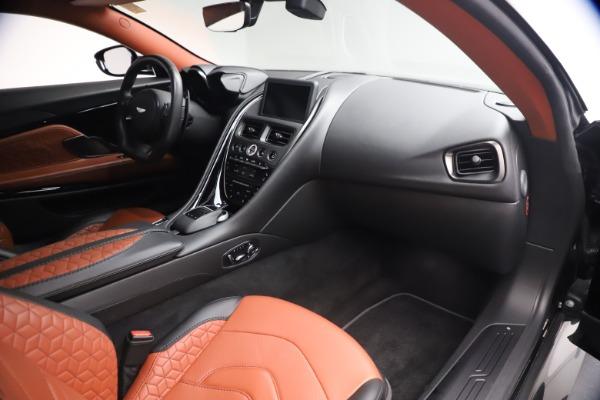 Used 2019 Aston Martin DBS Superleggera for sale $279,990 at Alfa Romeo of Greenwich in Greenwich CT 06830 19