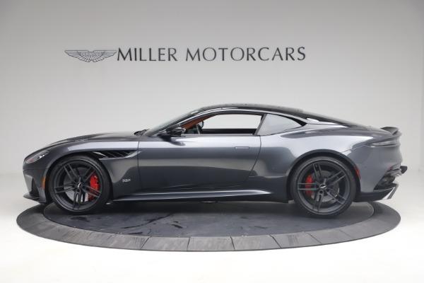 Used 2019 Aston Martin DBS Superleggera for sale $279,990 at Alfa Romeo of Greenwich in Greenwich CT 06830 2