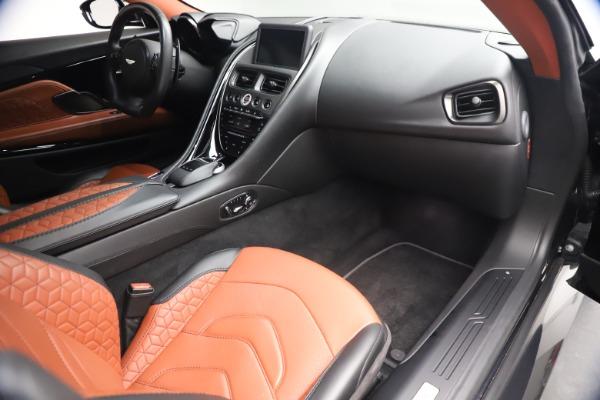 Used 2019 Aston Martin DBS Superleggera for sale $279,990 at Alfa Romeo of Greenwich in Greenwich CT 06830 20