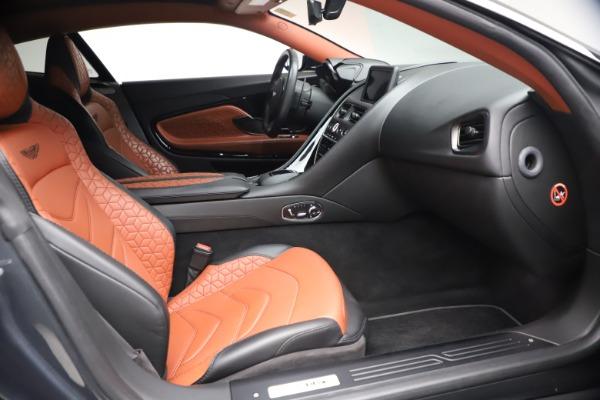 Used 2019 Aston Martin DBS Superleggera for sale $279,990 at Alfa Romeo of Greenwich in Greenwich CT 06830 21