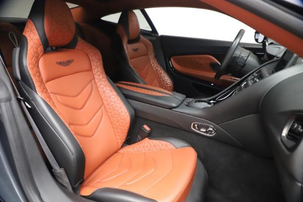 Used 2019 Aston Martin DBS Superleggera for sale $279,990 at Alfa Romeo of Greenwich in Greenwich CT 06830 22
