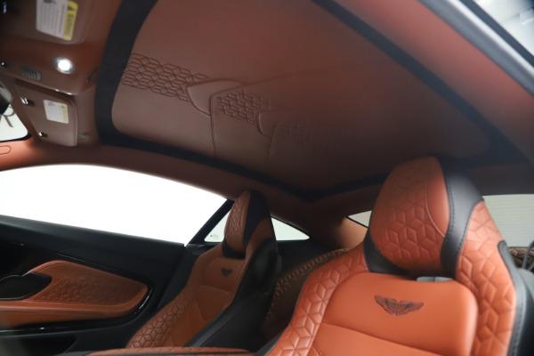 Used 2019 Aston Martin DBS Superleggera for sale $279,990 at Alfa Romeo of Greenwich in Greenwich CT 06830 23