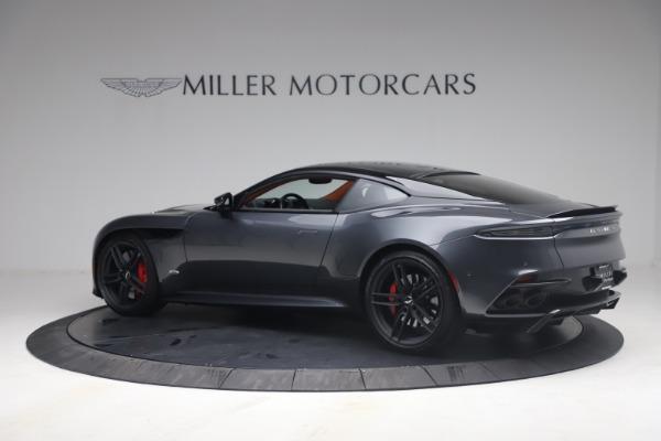 Used 2019 Aston Martin DBS Superleggera for sale $279,990 at Alfa Romeo of Greenwich in Greenwich CT 06830 3
