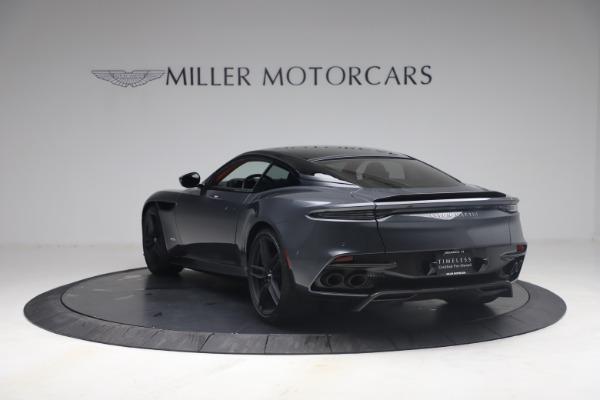 Used 2019 Aston Martin DBS Superleggera for sale $279,990 at Alfa Romeo of Greenwich in Greenwich CT 06830 4