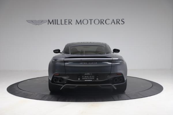 Used 2019 Aston Martin DBS Superleggera for sale $279,990 at Alfa Romeo of Greenwich in Greenwich CT 06830 5