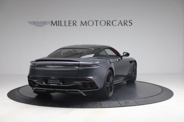 Used 2019 Aston Martin DBS Superleggera for sale $279,990 at Alfa Romeo of Greenwich in Greenwich CT 06830 6