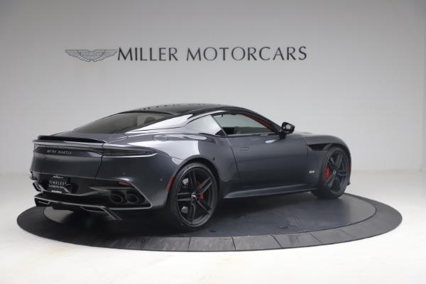 Used 2019 Aston Martin DBS Superleggera for sale $279,990 at Alfa Romeo of Greenwich in Greenwich CT 06830 7
